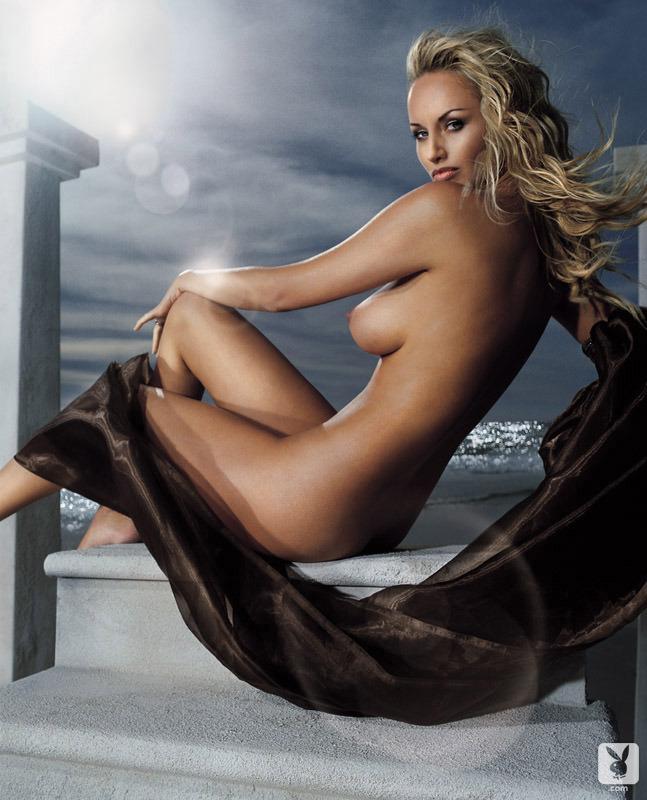 Montage of erotic celebrity