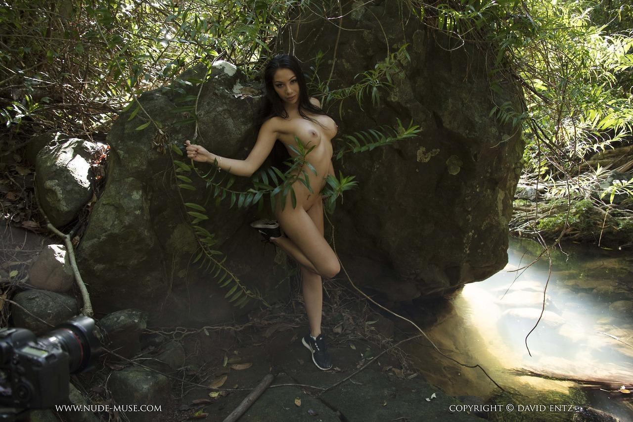 Swimsuit Nude Rainforest Photos