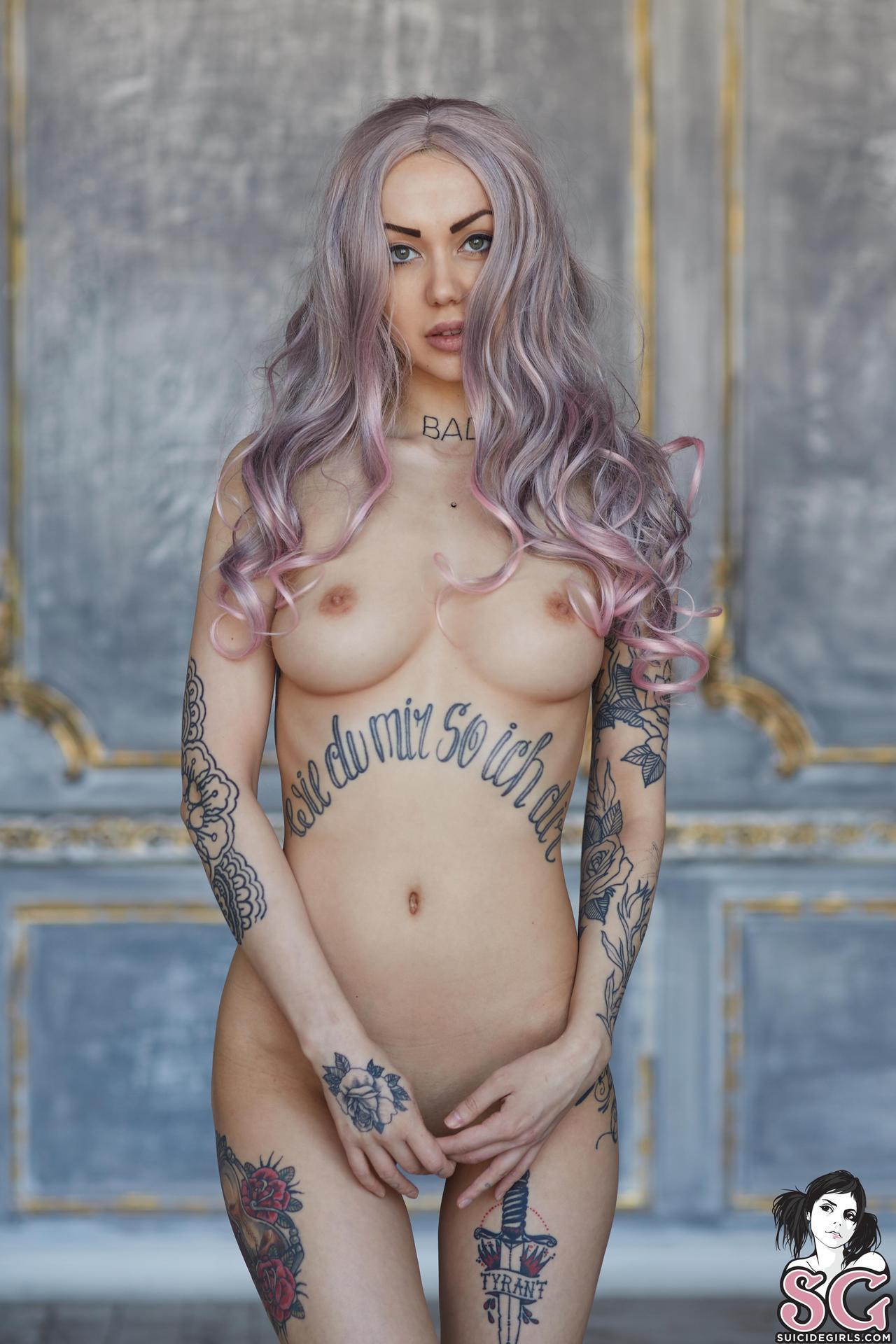 Suicidegirls Porn