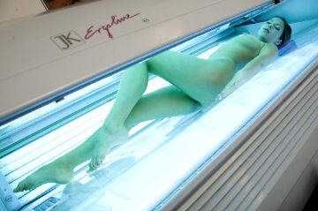 2009 03 27 Lizzie Sun Parlor