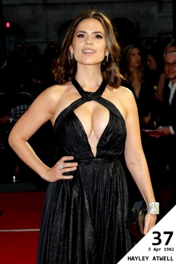30 Is The New 20 – Hayley Atwell