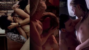 A Threesome Of Kate's: Kate Beckinsale , Kate Mara And Kate Winslet Getting Their Tits Sucked