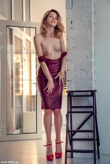 Alex-lynn Crystal Maiden – Red Heels