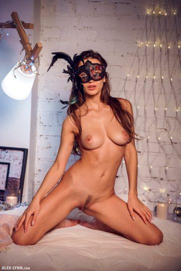 Alex-lynn Gloria Sol – Behind The Mask