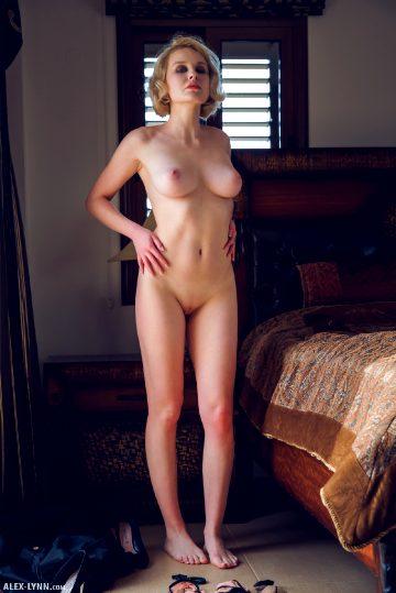 Alex Lynn Kery Stockings