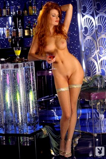 Alexandria Lexie Karlsen – Old-style Playboy Glam In A Red-hot Package – Set Two
