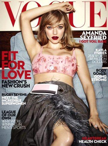 Amanda Seyfried Vogue