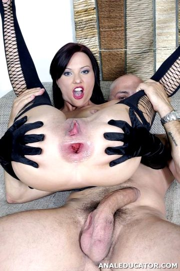 Analeducator – Alisya Gapes