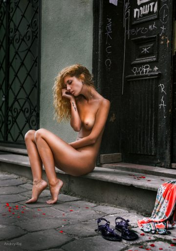 Andrey Raj's Nude Photography