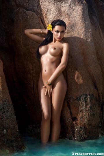 Anna Grigorenko In Playboy Ukraine Playboyplus