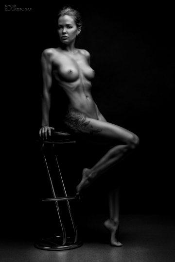 Anton Belovodchenko's Nude Photography