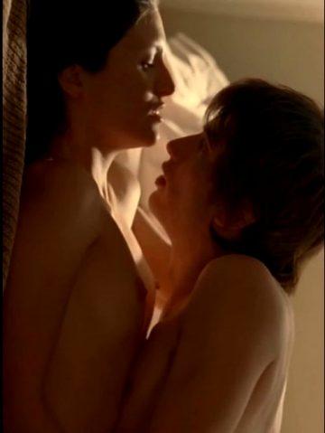 Antonella Costa Gorgeous Scene In Don't Look Down