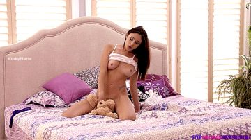 Ariana Marie Playtime Stepsiblingscaught