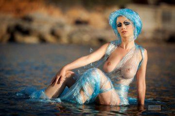 Ariel-water-element