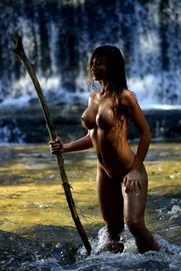 Arijana Maric In Playboy Croatia