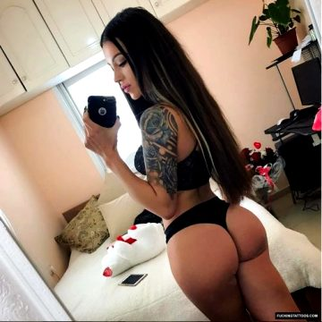 Ass And Ink