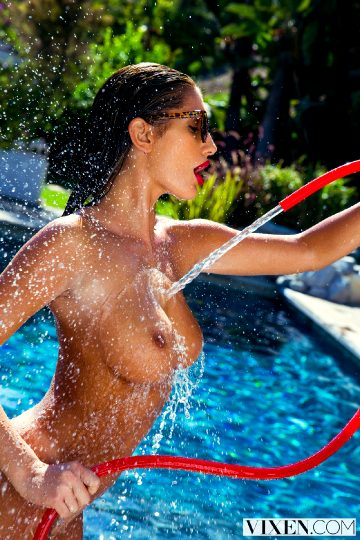 August Ames Collection Vacation Fun