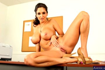 Ava Addams Milf Secretary With Big Boobs