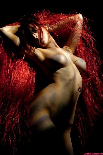 Axelleparker – Ariel – Rouge