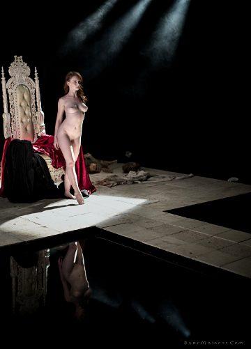 Baremaidens Athena The Blood