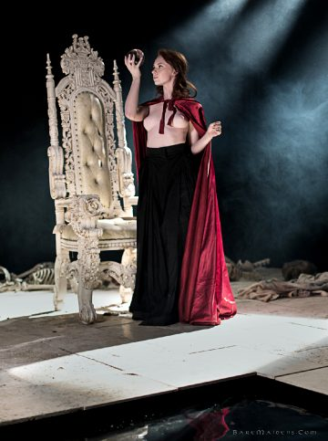Baremaidens Athena – The Blood
