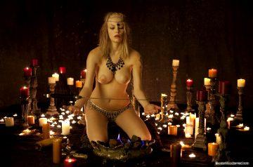 Baremaidens Brea Fire Enchant