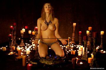 Baremaidens Brea – Fire Enchant