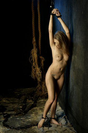 Baremaidens Mia Of Zeng – Prison