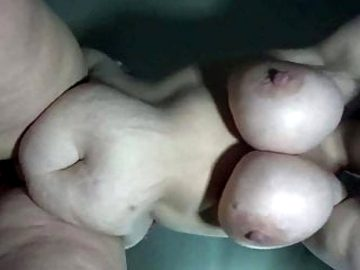 Bbw Nichole knockers fucked..view from below compilation