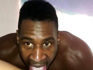 BLONDE TATTED TEEN SUCK & FUCK BBC