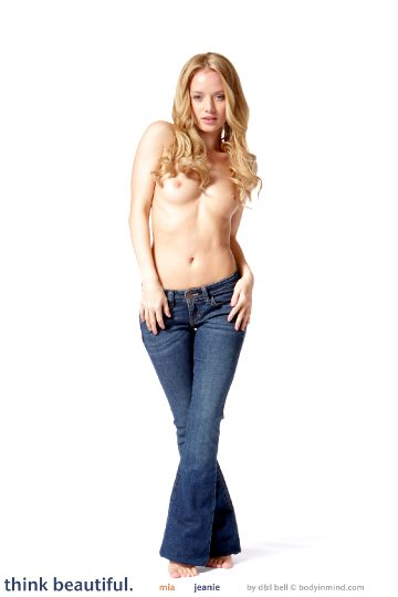 Bodyinmind Mia Jeanie