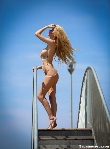 Bozana Vujinovic Playboy Croatia
