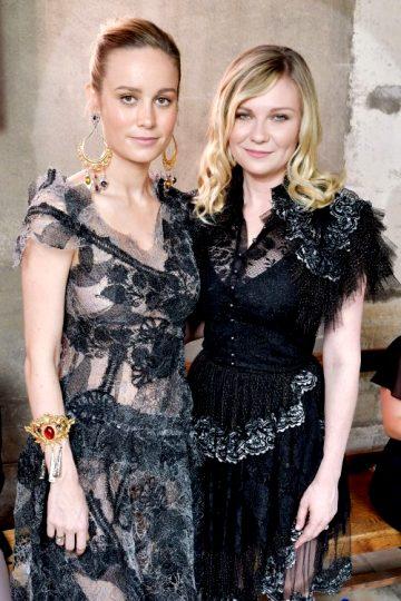 Brie Larson & Kirsten Dunst