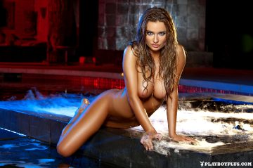 Brittney Shumaker Your Playboy Cyber Girl Of The Month For July 2015