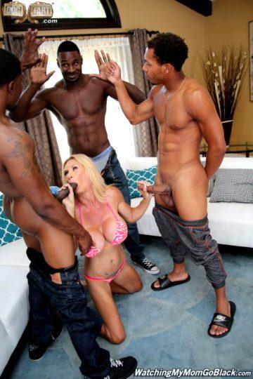 Brooke Tyler, Jax Slayher, Ricky Johnson & Slim Poke – Mature