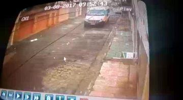 Bus Accidentally Kills A Kid