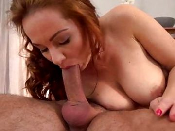 busty milf jessica red rough fucked
