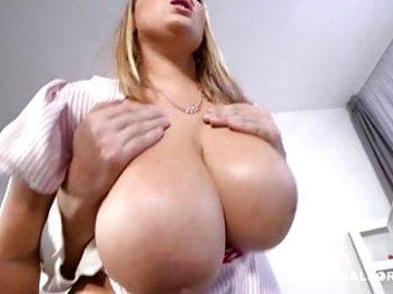 Busty nurse Krystal Swift