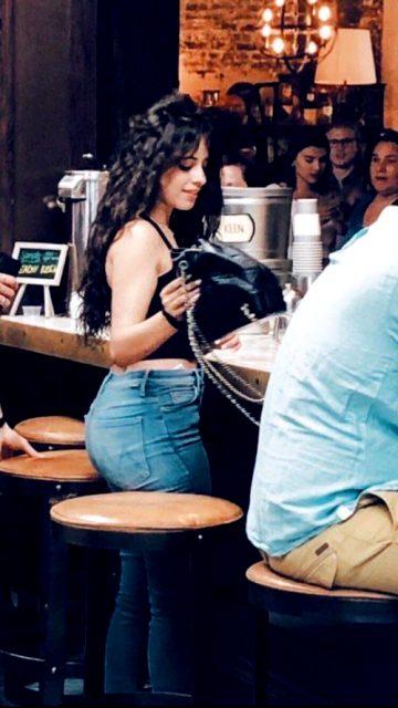Camila Cabello In Jeans