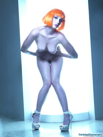 Carlotta The Fifth Element