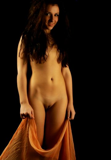 Charming At Nude Art Pictures