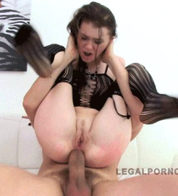 Charming Gifs Collection At Anal Only (7 Gifs)