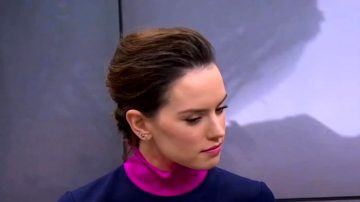 Daisy Ridley's Smile