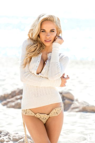 Dani Mathers Behind The Scenes Set