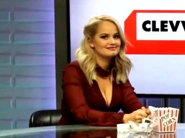 Debby Ryan's Cleavage ?