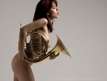Delaia González, Because French Horn Is Classy