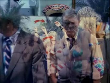 Detective Frank Drebin Finds Some Bikini Plot In Police Squad!