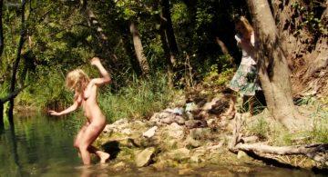 """Diane Kruger & Ludivine Sagnier In """"Lily Sometimes"""