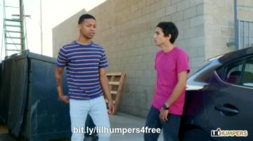 Dicking In Disguise – Luna Star, Ricky Spanish, Lil D