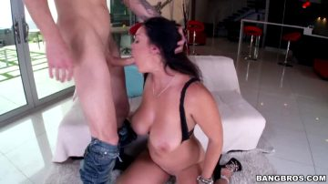 Didn't Know Alison Tyler Had It In Her